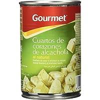 Gourmet - Cuartos de corazones de alcachofa