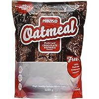 Prozis Oatmeal 1250g - Farina D'Avena - Al Gusto Brownie al Aioccolato - 12 Porzioni