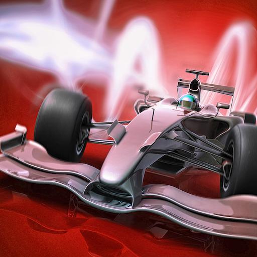 Motorsports Grand Prix Race - F1 Racing