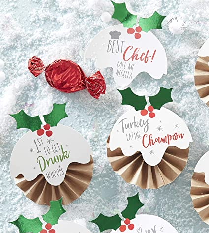b1434d0202bd Image Unavailable. Image not available for. Colour  Ginger Ray Christmas  Day Novelty ...