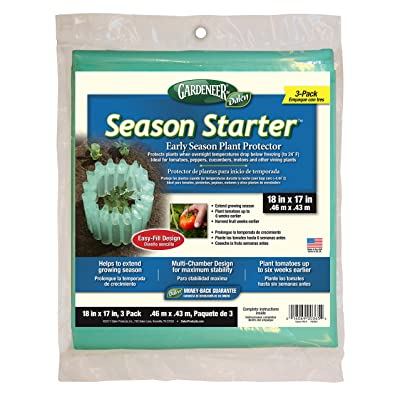 Dalen 100055848 Gardeneer Season Starter, 18 in. x 17 in : Plant Germination Kits : Garden & Outdoor