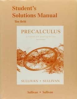 Precalculus enhanced with graphing utilities 7th edition students solutions manual for precalculus enhanced with graphing utilites fandeluxe Images