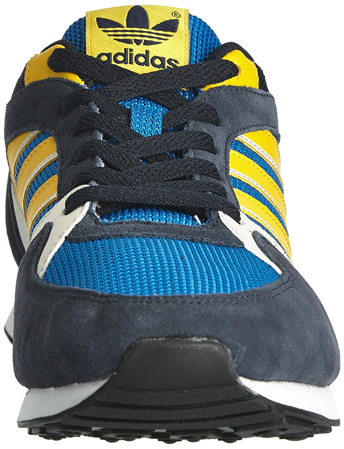 37d78383e adidas Originals Mens ZX 100-0 Trainers  Amazon.co.uk  Shoes   Bags