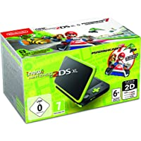 New Nintendo 2DS XL Lime Green Edition 2dsxl + Mario Kart 7