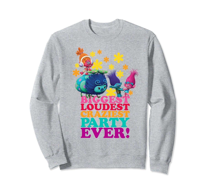 667e9e57f5 DreamWorks' Trolls Character Party Sweatshirt – Paramatee