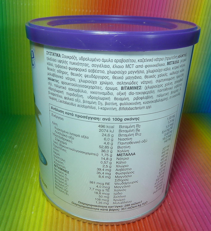 Pediasure Powder Milk 400gr Grocery Gourmet Food Complete Vanilla Tin 400 Gr