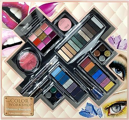Markwins Glamour Cada Día Paletas de Maquillaje - 1 pack: Amazon ...