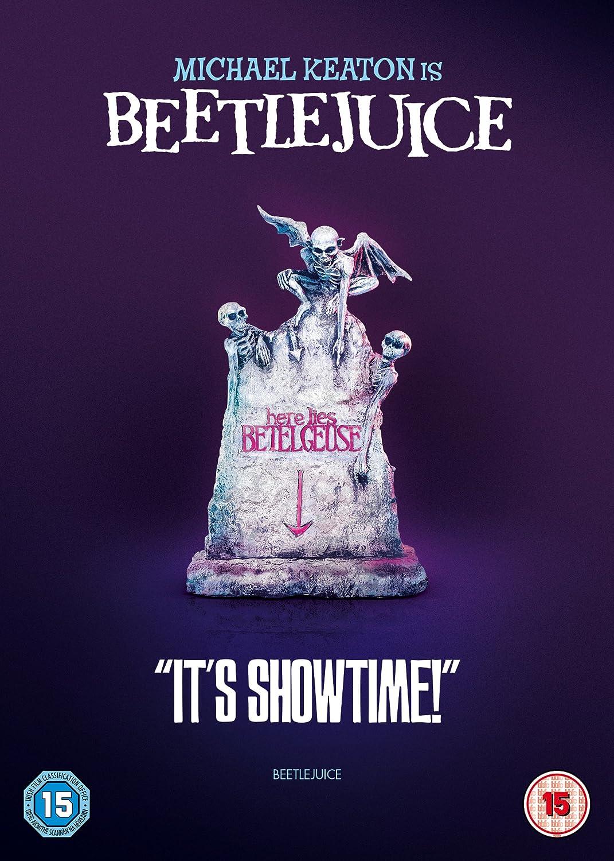 Beetlejuice [Import anglais]: Amazon.ca: DVD