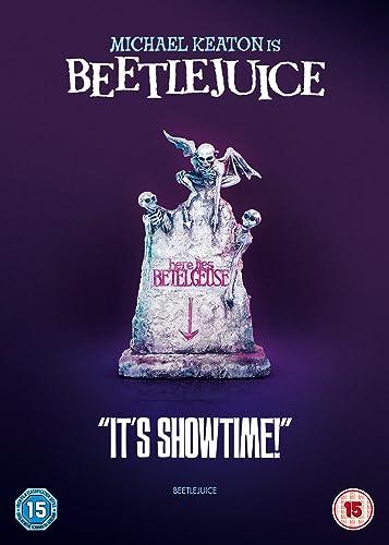 Beetle Juice [Reino Unido] [DVD]: Amazon.es: Alec Baldwin ...