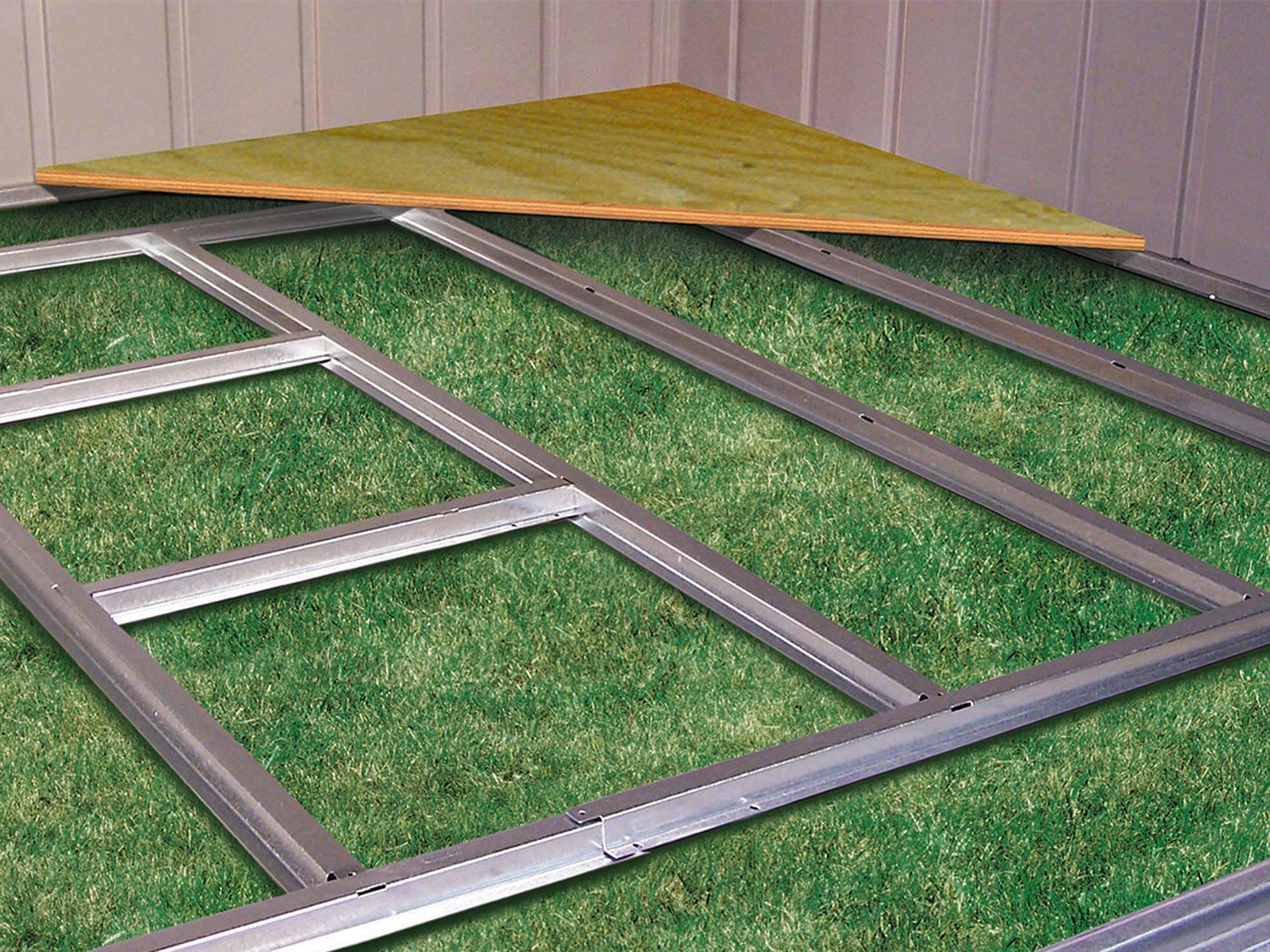 Arrow Sheds FB47410 Floor Frame Kit for