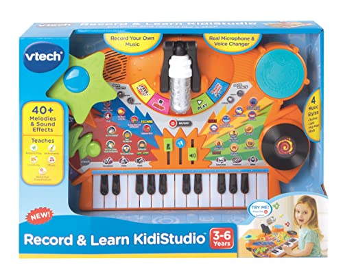 Boxed Record and Learn from VTech