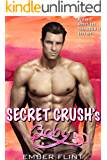 Secret Crush's Baby: A Brother's Billionaire Best Friend and BBW Baby-making Romance