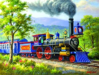 product image for The Junction Express 500 Pc Jigsaw Puzzle by SunsOut