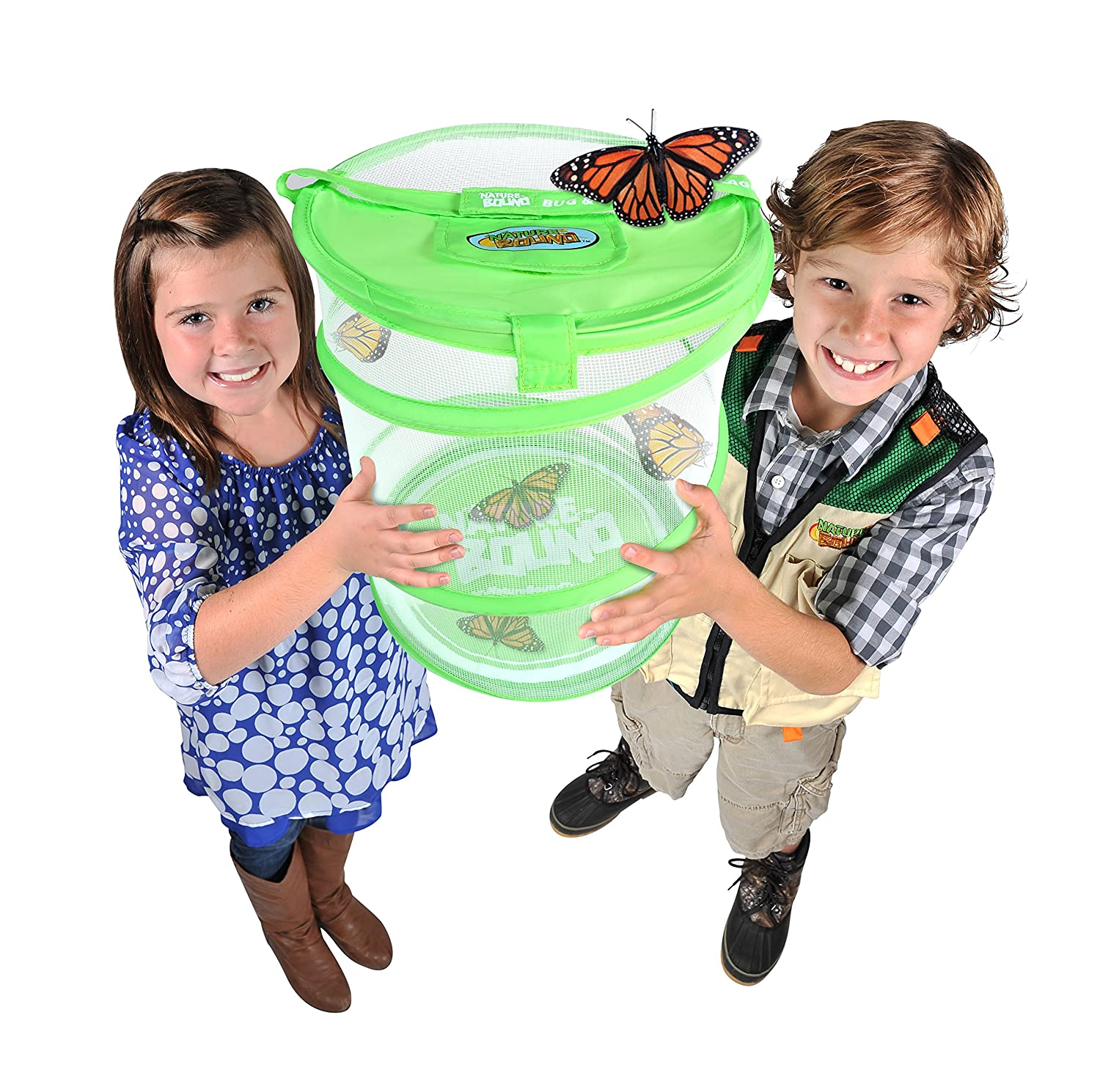 amazon com nature bound live bug and butterfly village habitat