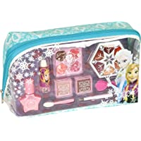 Disney Frozen-9341110 Frozen neceser con maquillaje, 20.6 x 12.4 x 4.6 (Markwins 9341110