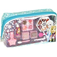 Disney Frozen - Anna's Make Up Bag, bolso con maquillaje (Markwins 9341110)
