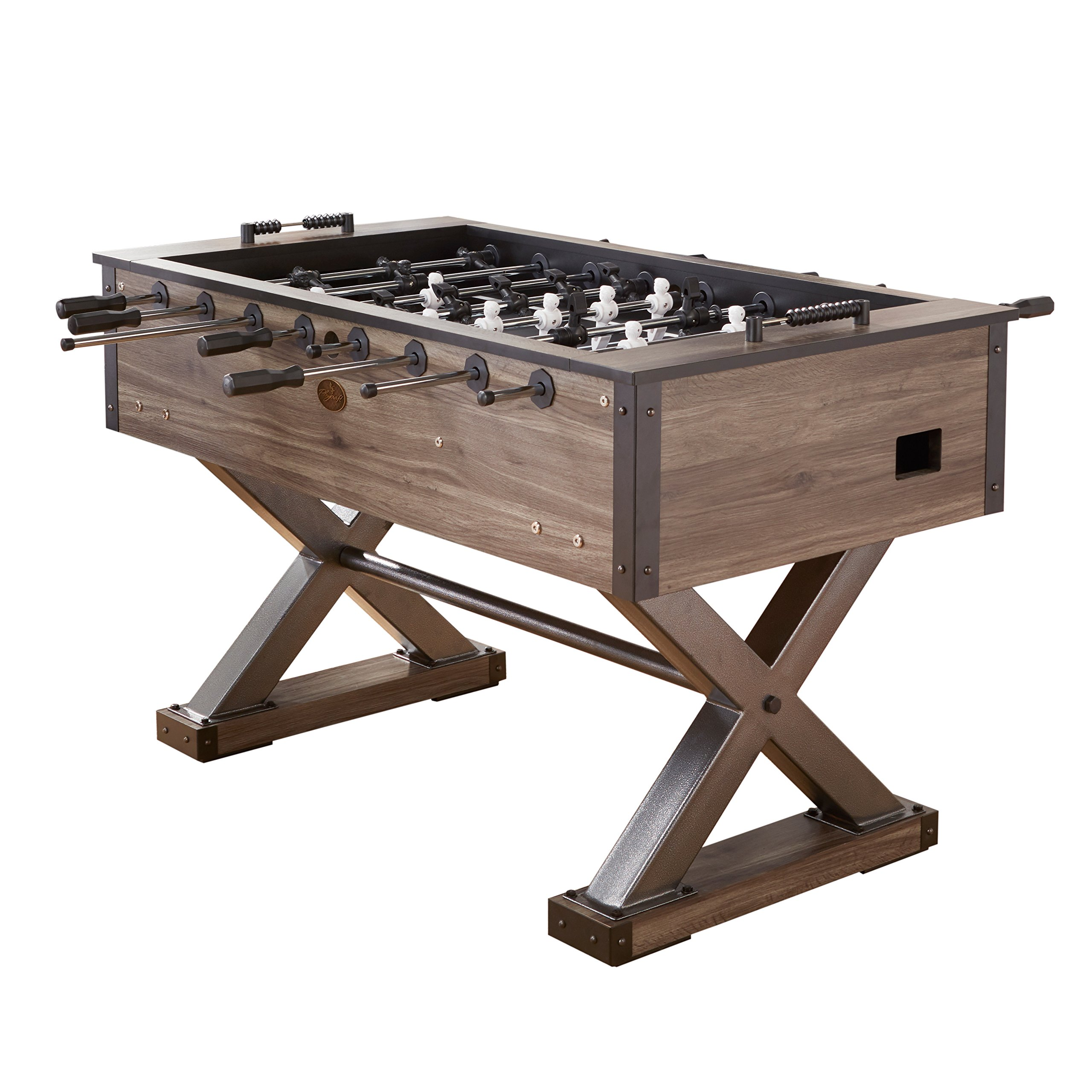 Playcraft Wolf Creek 56'' Foosball Table, Weathered Gray by Playcraft