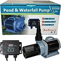 Jebao TSP Eco TSP 30000 - Bomba de Filtro para Estanque Koi DM (45-385 W, Altura de extracción de 8 m, electrónicamente Regulable, con Controlador)