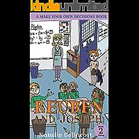 Reuben and Joseph: A Make Your Own Decisions Book (The Adventures of Reuben Sense 2)