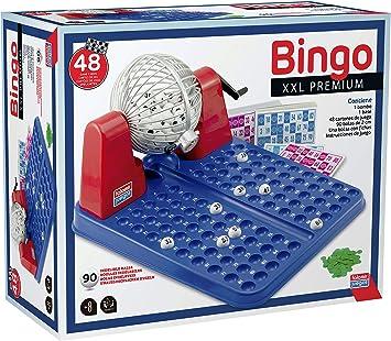Oferta amazon: Falomir- Bingo XXL Juego De Mesa, Multicolor, Talla Única (23030)
