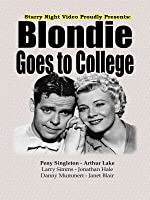 Blondie Goes to Gollege