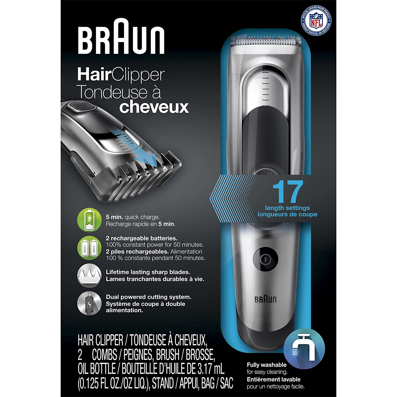 Amazon.com: Braun Hair Clipper HC10 – Ultimate hair grooming