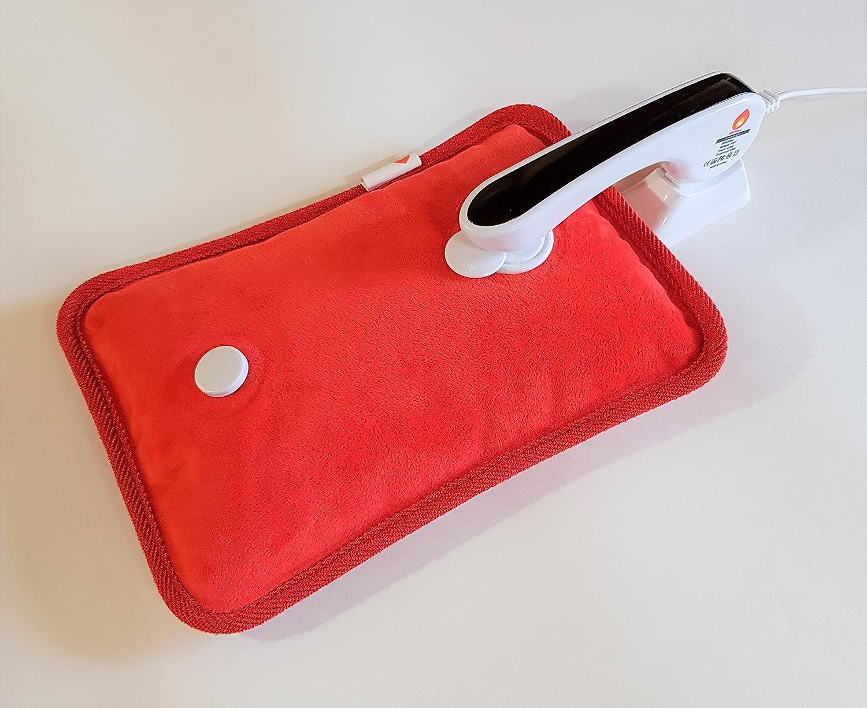 Amazon.com: Almohadilla Recargable Portable calor Paquete ...