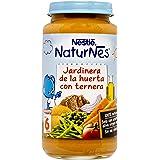 Nestlé Naturnes - Jardinera de la Huerta con Ternera - A partir de 6 meses - 250 g