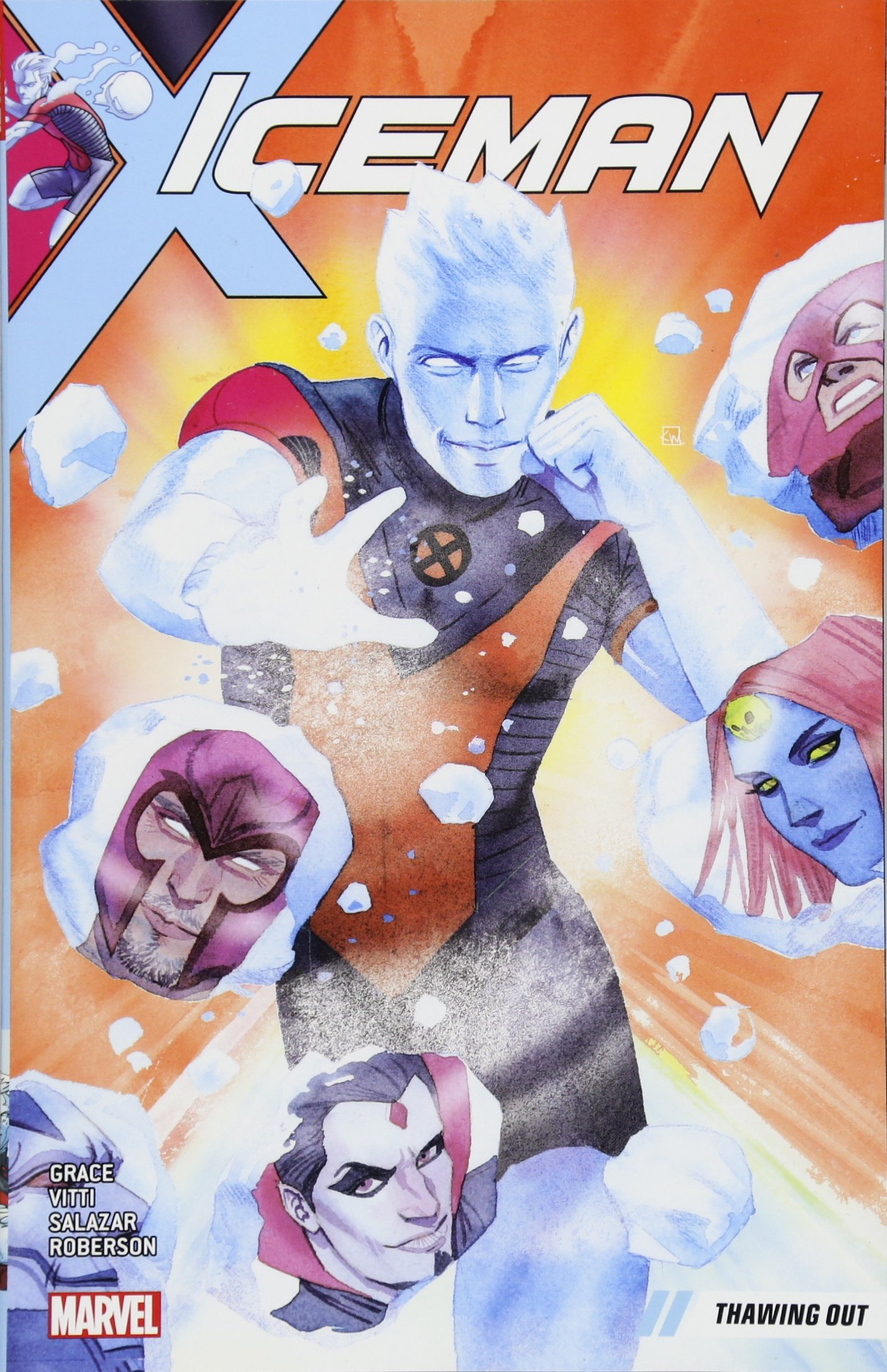 Image result for iceman vol 1