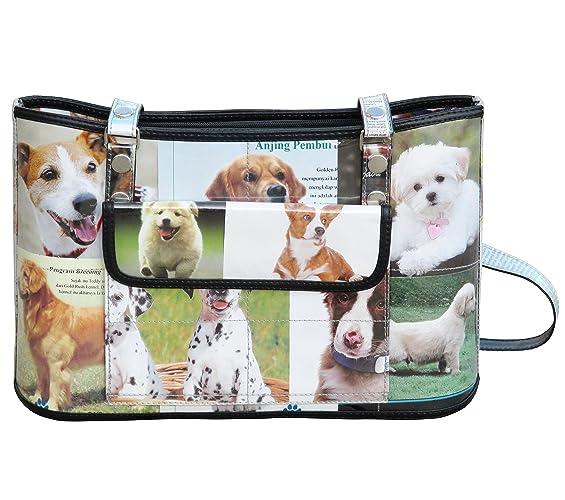 amazon com handbag for dog lovers free shipping upcycled style