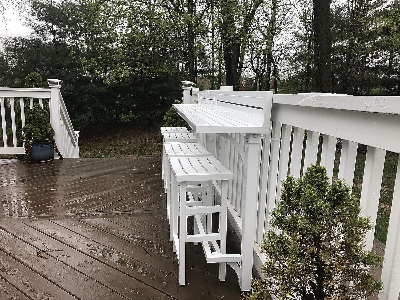 Amazon.com: MiYu Furniture - Juego de muebles para balcón ...
