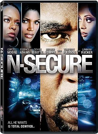 Amazon Com N Secure Cordell Moore Lamman Rucker Movies Tv