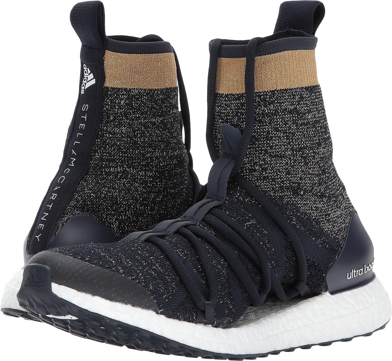 adidas by Stella McCartney Women's Ultraboost X Sneakers B074CKWSLG 10.5 B(M) US|Legend Blue S10/Black/White/Footwear White