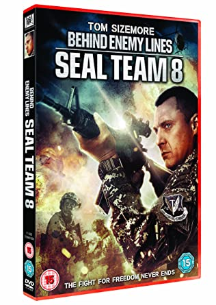 Seal Team Eight: Behind Enemy Lines [DVD]: Amazon co uk: Tom