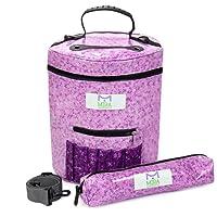 Premium Large Stricken Tasche–Garn Aufbewahrungstasche