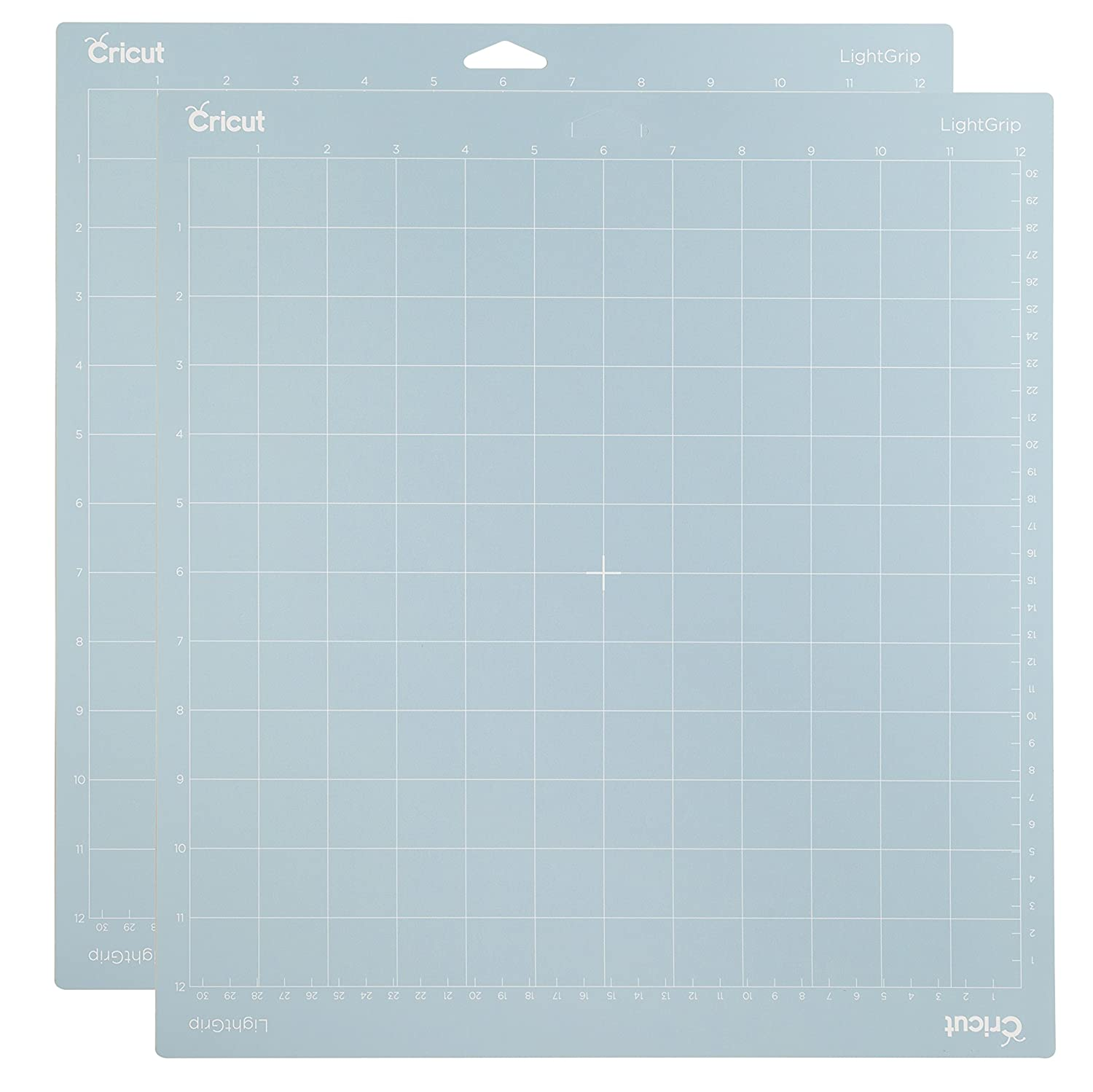 Cricut 2001976 LightGrip Adhesive Cutting Mat, 12-Inch by 12-Inch Provo Craft