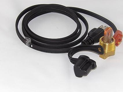 Amazon com: Engine Heater Kit Fits MASSEY FERGUSON All MF-65, 165