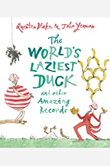 The World's Laziest Duck: And Other Amazing Records Kindle Edition