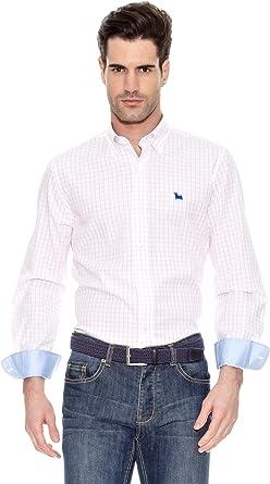 TORO Camisa Look Cuadros Rosa XXXL: Amazon.es: Ropa y accesorios