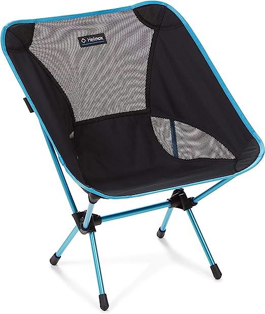 Helinox Chauffe-si/ège pour chaise One Accessoire essentiel de camping dhiver Noir