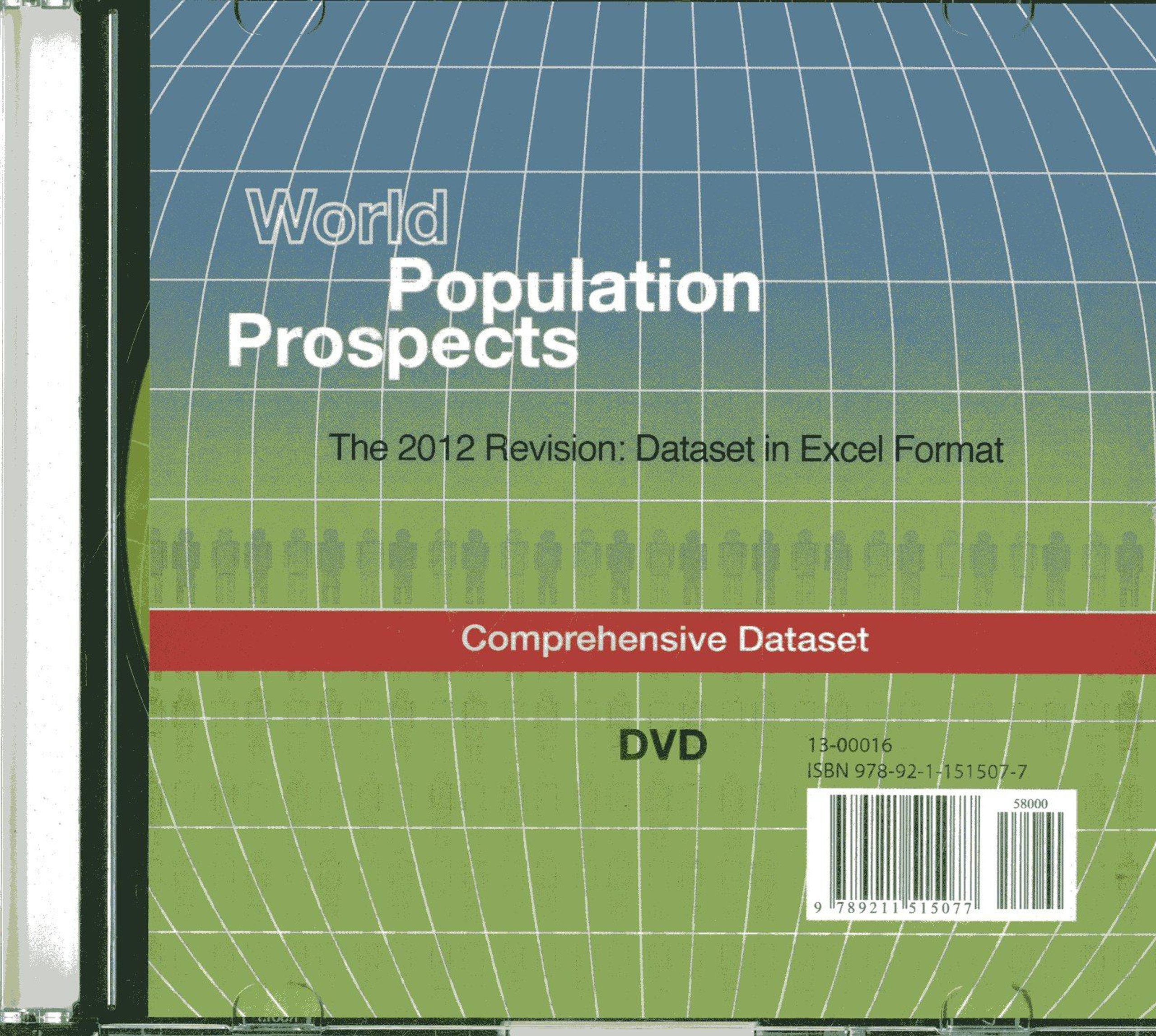 World Population Prospects (DVD-ROM): The 2012 Revision - Comprehensive Dataset in Excel (Population Studies)