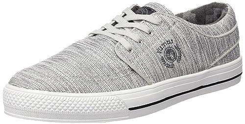 YUMAS Eindhoven - Zapatos para Hombre, Color Gris, Talla 39: Amazon.es: Zapatos y complementos
