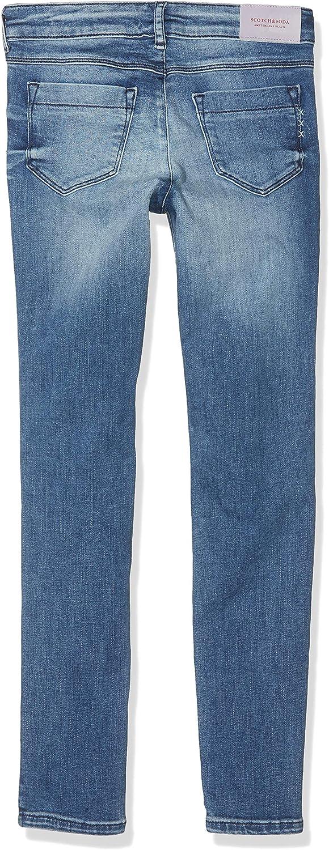 Scotch /& Soda M/ädchen La Milou Jeans