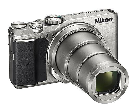 4 opinioni per Nikon Coolpix A900 Fotocamera Digitale Compatta, 20,3 Megapixel, Zoom 35X, VR,