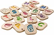 PlanToys Hand Sign Alphabet A-Z