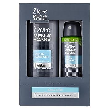 Dove Men+Care Daily Care Gift Set: Amazon.co.uk: Beauty