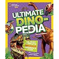 Ultimate Dinosaur Dinopedia, 2nd Edition