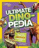 Ultimate Dinosaur Dinopedia 2nd Edition