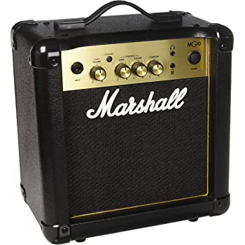 marshall mg10cf mg series 10 watt guitar combo amp musical instruments. Black Bedroom Furniture Sets. Home Design Ideas