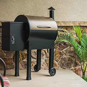 Traeger Wood Pellet Grill and Smoker